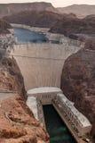 2015-Dec barragem Hoover EUA a tecnologia a mais avançada Fotografia de Stock Royalty Free