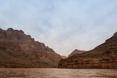 2015-Dec el parque nacional de Grand Canyon los E.E.U.U. Imágenes de archivo libres de regalías