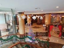 30 Dec 2016, Kuala Lumpur De hotelhal van Tophotel Subang USJ Stock Afbeelding