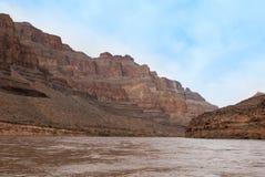 2015-Dec o parque nacional de Grand Canyon EUA Imagens de Stock