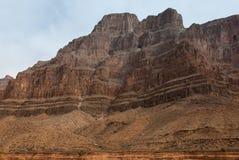 2015-Dec o parque nacional de Grand Canyon EUA Imagem de Stock