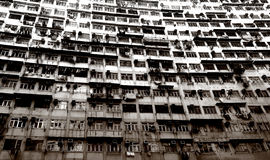 Decadimento urbano Fotografie Stock Libere da Diritti