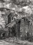 Decaimiento rural Imagen de archivo
