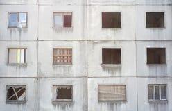 Decaimiento urbano Fotografía de archivo libre de regalías