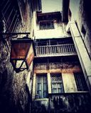 Decaimiento urbano Fotografía de archivo