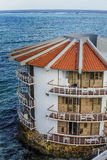 Decameron-Aquarium-Hotel in San Andres Island Stockbild