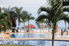 Decameron royal, Panama Image stock