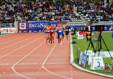 DecaNation International Outdoor Games Royalty Free Stock Photo