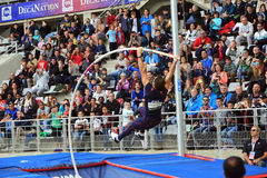 DecaNation International Outdoor Games Stock Images