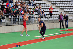 DecaNation International Outdoor Games Stock Photography