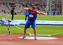 DecaNation International Outdoor Games on September 13, 2015 in Paris, France. Stock Photos