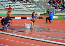 DecaNation International Outdoor Games on September 13, 2015 in Paris, France. Stock Images