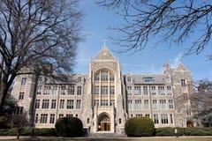 Decanos Escritório da faculdade de Georgetown Foto de Stock