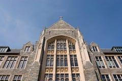 Decanos Office de la universidad de Georgetown imagen de archivo