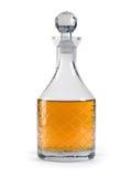 Decantatore del whiskey fotografia stock libera da diritti