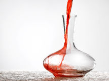Decanter Royalty Free Stock Photos