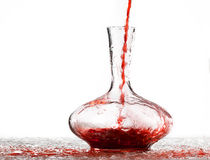 Decanter Stock Images