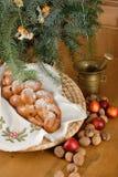 Decaration van Kerstmis Stock Foto
