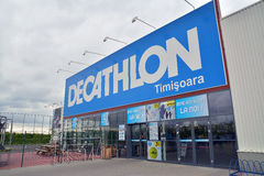 Decathlon store Stock Image