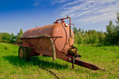 Decating tank Royalty Free Stock Photo