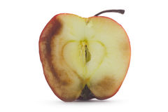 Decay of apple Stock Images