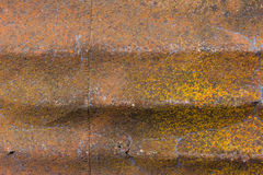 Decay metal rust surface, rusty background Royalty Free Stock Image