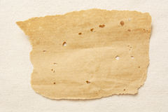 Decay paper Royalty Free Stock Photos