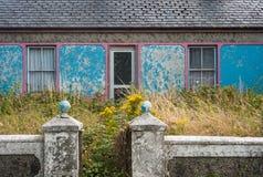 Decaying abandoned cottage Stock Image