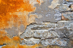 Decaying wall Stock Photos