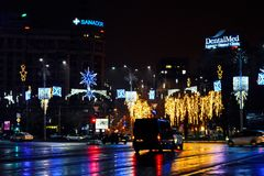 Christmas in Bucharest