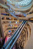 China Shanghai Aegean Shopping Park Stock Photo