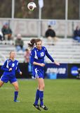 2016 NCAA DII Women`s National Championships at Swope Soccer Village Stock Image