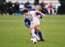 2016 NCAA DII Women`s National Championships at Swope Soccer Village Stock Photo