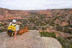 Palo Duro canyon Texas Royalty Free Stock Photography