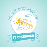17  December Wright Brothers Day Stock Photos