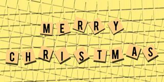 Decent Marry Christmas Background wallpaper. The Decent Marry Christmas Background & wallpaper in the shape of boxes Stock Images
