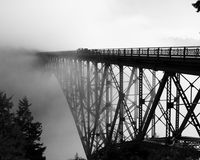 Deception Pass Royalty Free Stock Image