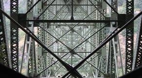 Deception Pass Bridge Royalty Free Stock Photography