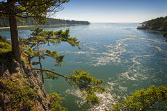 Deception Pass State Park, Washington Stock Photos