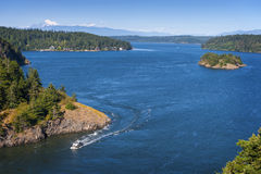 Deception Pass State Park, Washington Stock Images