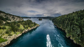 Deception Pass Royalty Free Stock Photos