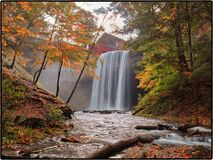 DeCew Falls, St. Catharines, Ontario Stock Images