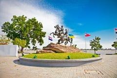 Decho Meas Decho Yat , Phnom Penh, Cambodia. Royalty Free Stock Photography