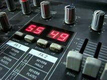 decibel επίπεδα Στοκ Φωτογραφίες