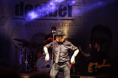 Decibel in concert Royalty Free Stock Images