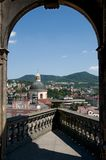 Decin, Czech republic Stock Images