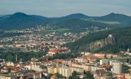Decin, République Tchèque photo stock