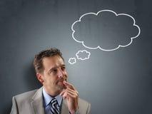 Decisões empresariais Fotografia de Stock Royalty Free