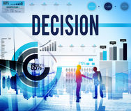 Decision Opportunity Selection Direction Choice Concept Stock Photo
