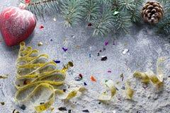Decisiones del ` s del Año Nuevo sobre una forma de vida sana Días de fiesta sanos de la consumición y de la dieta ¡Puesto en bue Fotos de archivo